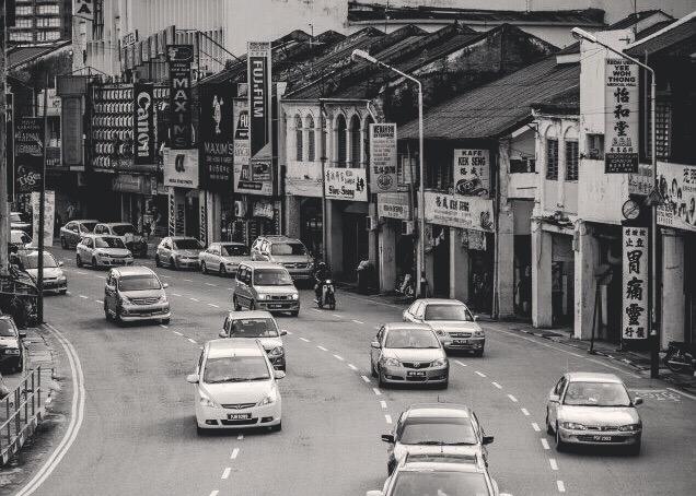 Georgetown, Penang - Malaysia. © J. Balais