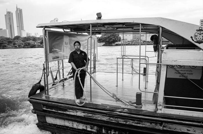 Chao Phraya River. Bangkok, Thailand. © J. Balais 2018
