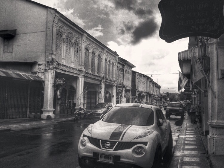 Old Town, Phuket - Thailand. © J. Balais