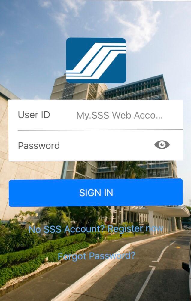 SSS app