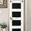 Thumbnail: Vintage Door Chalkboard with Hooks