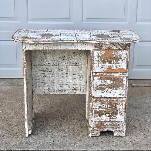 Chippy Vintage Desk