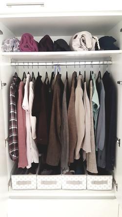 Stell Dir vor: Du weißt jeden Morgen sofort (!!), was Du anziehen willst :-)