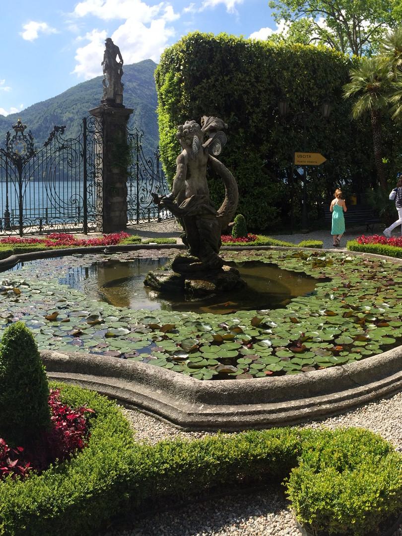 Tremezzo, Como Lake, Itally