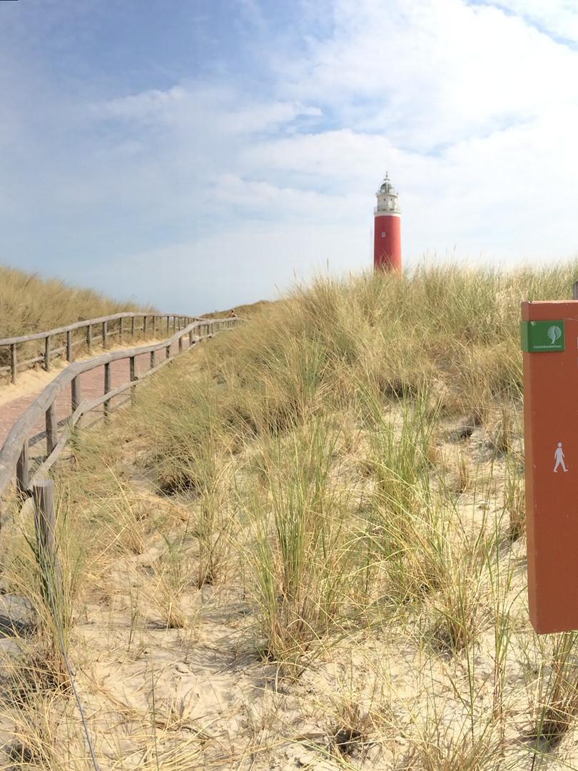 National Park Duinen van Texel, Texel, Nederland