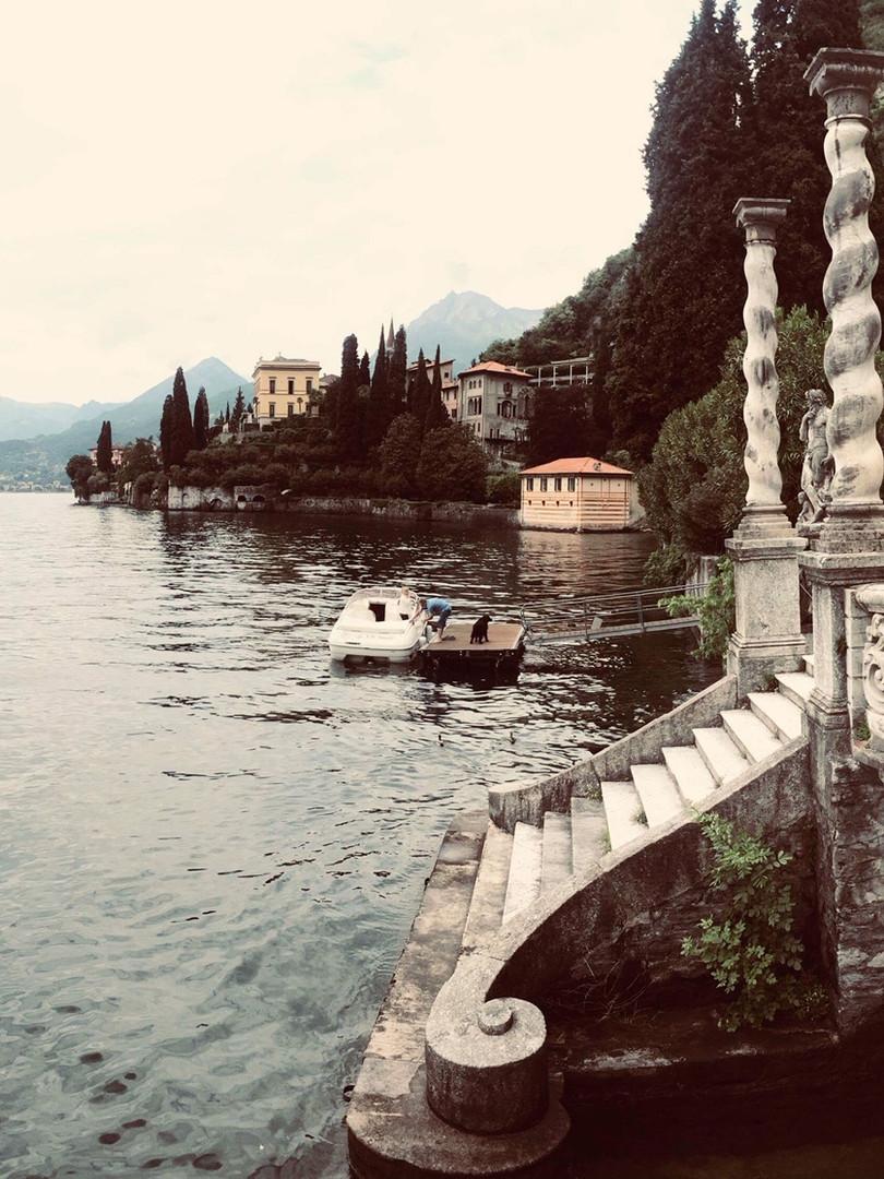 Como Lake, Itally