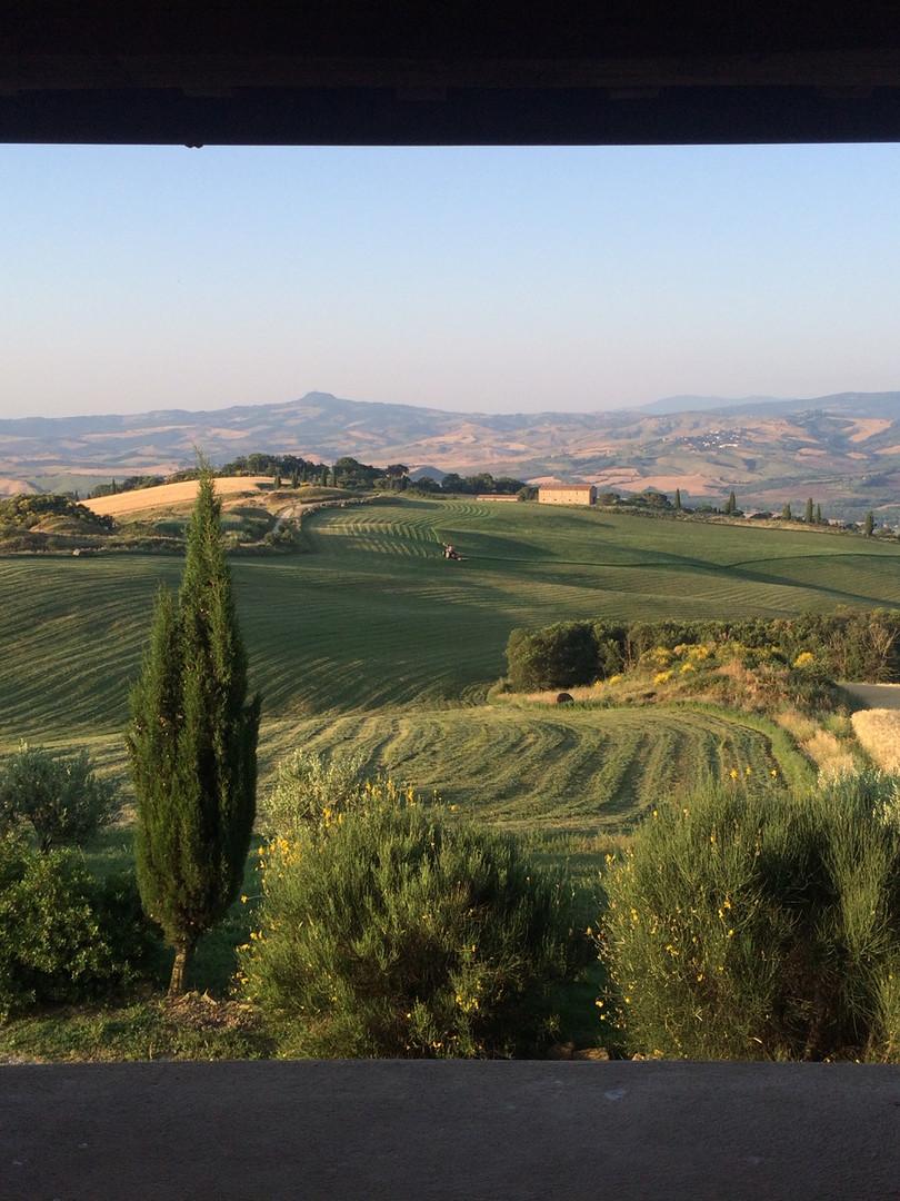 Pienza,Val d'Orcia, Tuscany, Italy