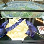 Case Seven Display at the Lexington Public Library
