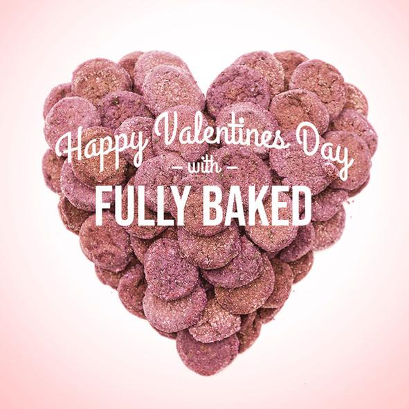 Fully Baked Social Media Valentines