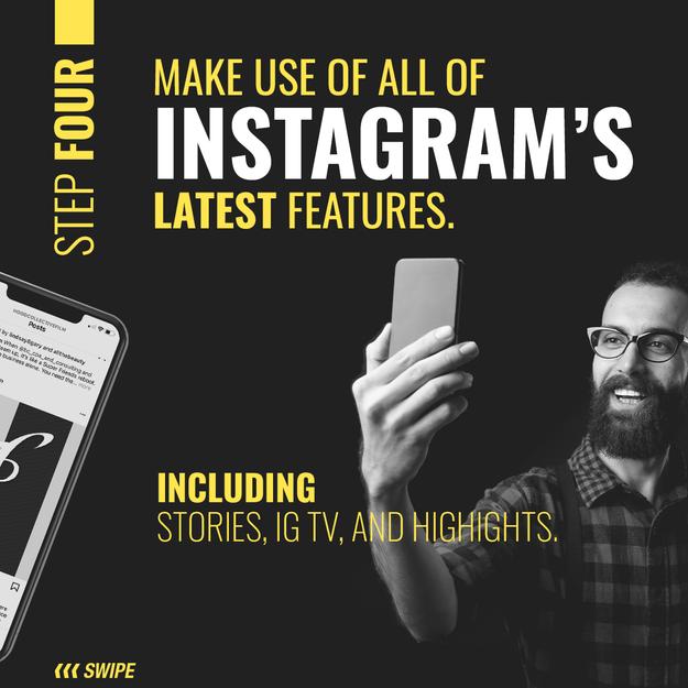 The Hood Collective Instagram Carousel Social Media 8