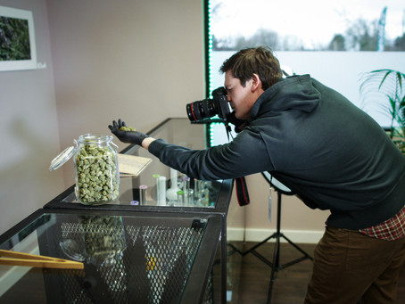 Pro Tips For DIY Cannabis Photography