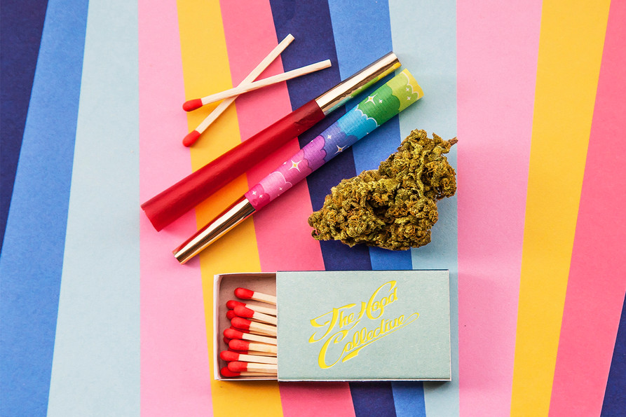 Cannabis Product Photography