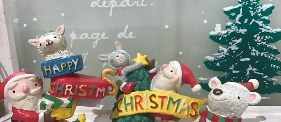 クリスマスイベント終了