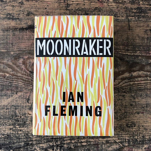 Moonraker 6th edition by Ian Fleming