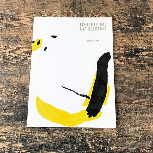 Tal Coat Derriere le Miroir magazine No 199