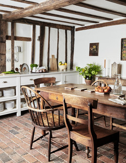 The dining room at The Mint in Rye