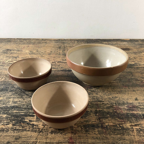 Vintage french stoneware