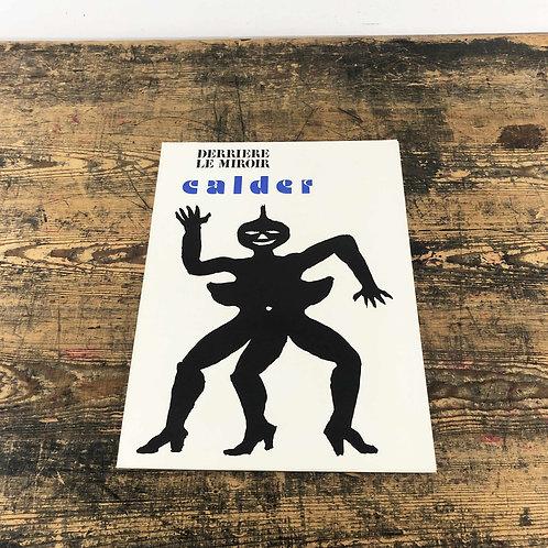 Alexander Calder Derriere Le Miroir No. 212 C1975