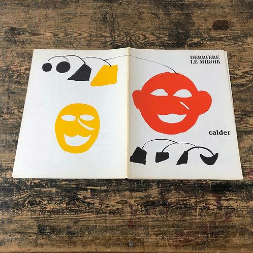Derriere le Miroir No. 221 1976