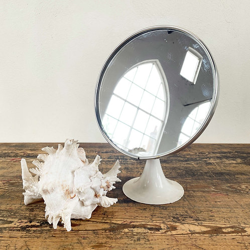 Mirror on Stand England. C1960.