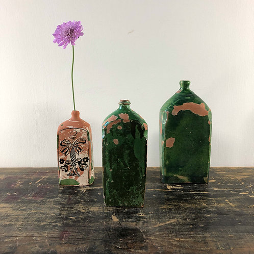 Fantastic antique Europeanceramic gift bottles price per bottle