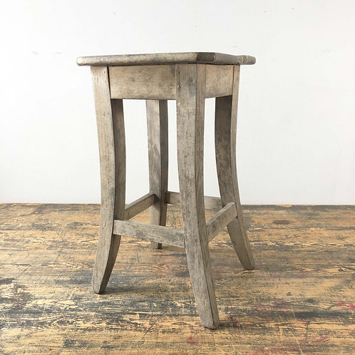 Antique Rustic Oak Side Table CentralEurope C18th Century