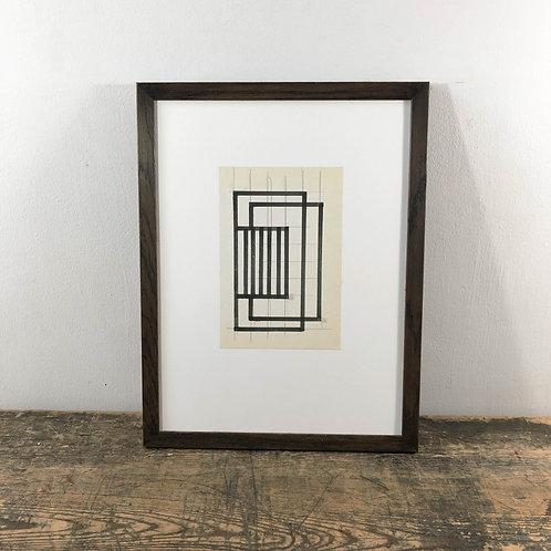 'Without Title III' – Siep van den Berg (1913 – 1988)