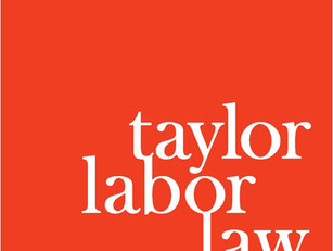 Bloomberg News Quotes Christopher Taylor of Taylor Labor Law, PC Regarding Firm's COVID-19 Wrong