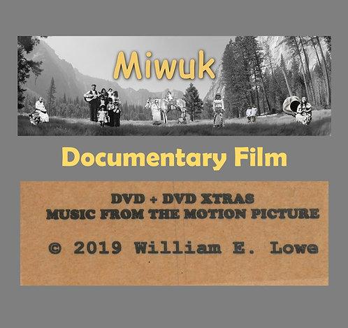 Miwuk Film - DVD