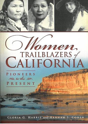 Women Trail Blazers of CA