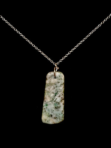 """Mariposite Necklace  - 18"""" Chain"""