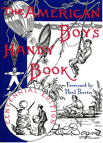 American Handy Book - Boys