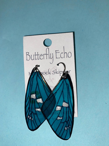 Butterfly  Earrings - Hammock Skipper Style