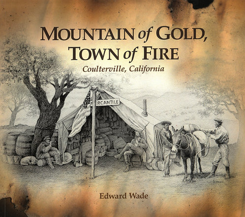 Mountain of Gold, Town of Fire