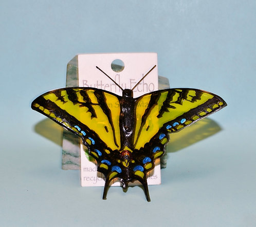 Butterfly Pin - Western Swallowtail - Large