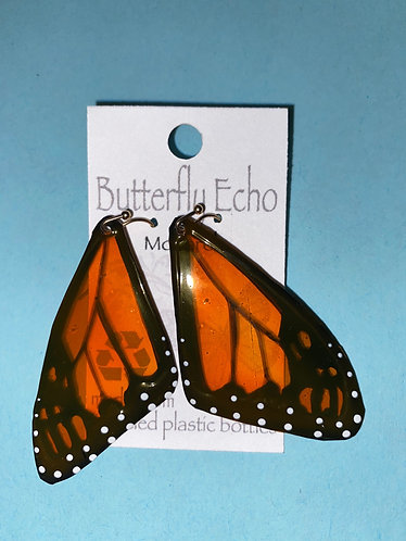 Butterfly  Earrings - Monarch Style