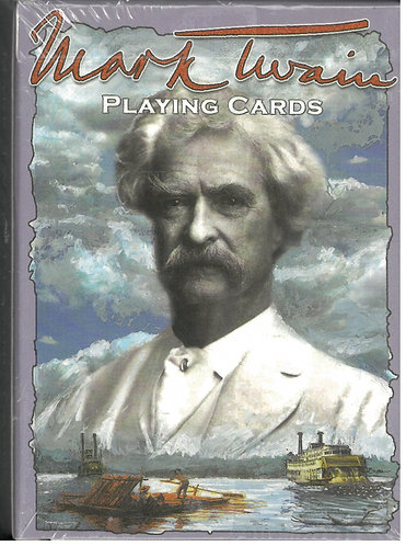 Playing Cards - Mark Twain