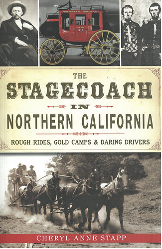 Stagecoach in Northern California