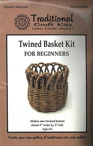 KIT - Beginner Basket Kit-Twined