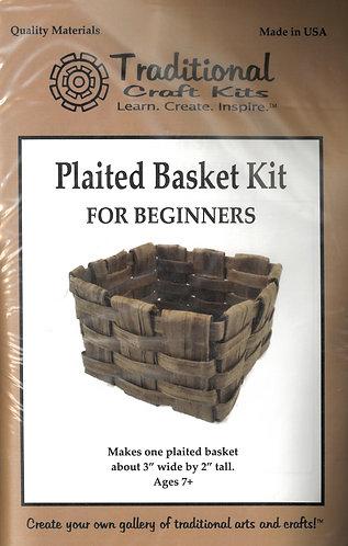 KIT - Beginner Basket Kit-Plaited