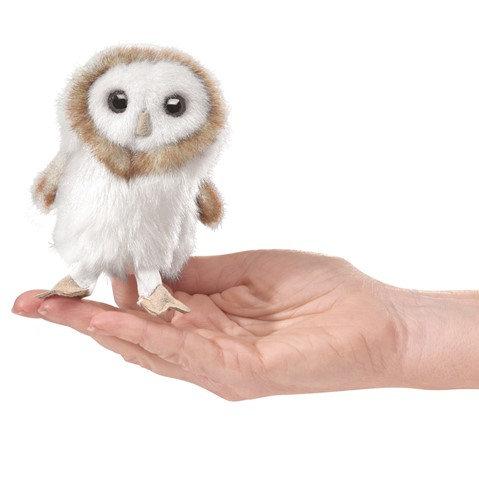 Mini Owl, Barn