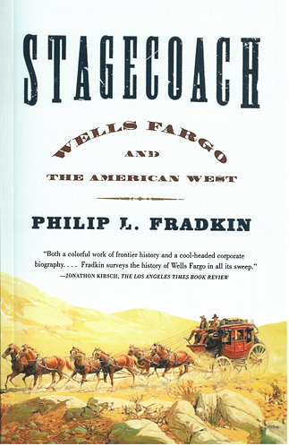 Stagecoach - Wells Fargo ....