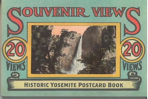 Souvenir Views: Yosemite Postcards