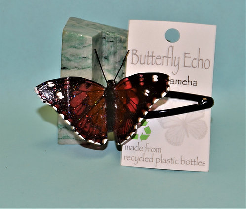 Butterfly Hair Clip Single - Kamehameha