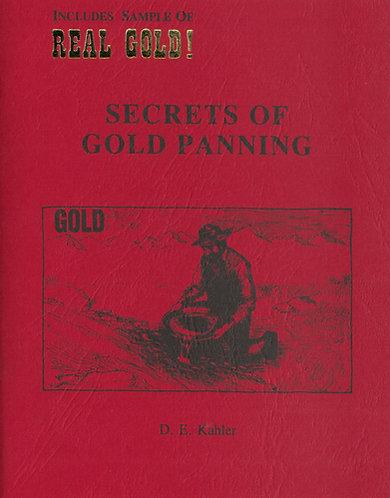 Secrets of Gold Panning