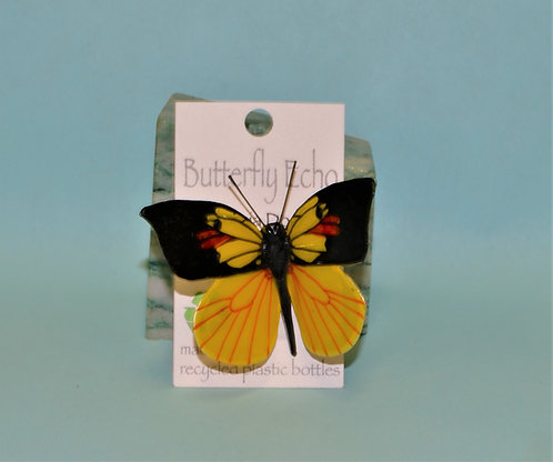 Butterfly Pin - California Dogface - Med