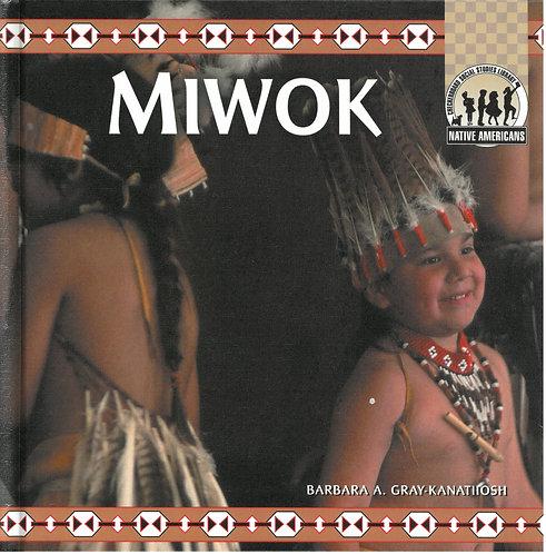 Miwok Book