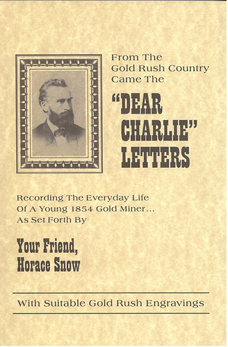 Dear Charlie Letters