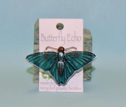 Butterfly Pin - Guava Skipper - Med