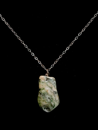 """Mariposite Necklace - 16"""" Chain"""